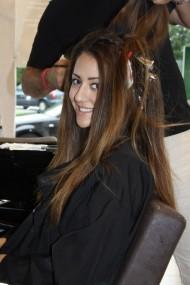Hair Post