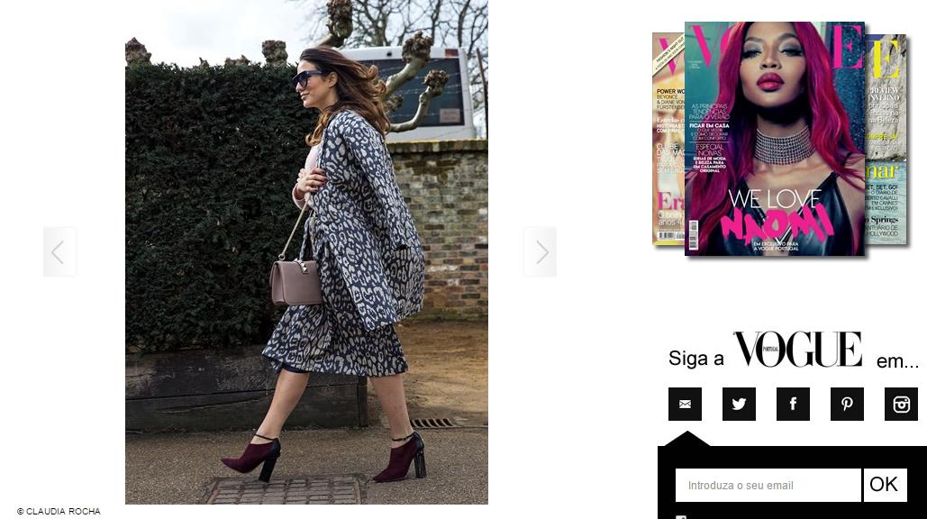 Vogue Portugal Glam&Glitter Blog