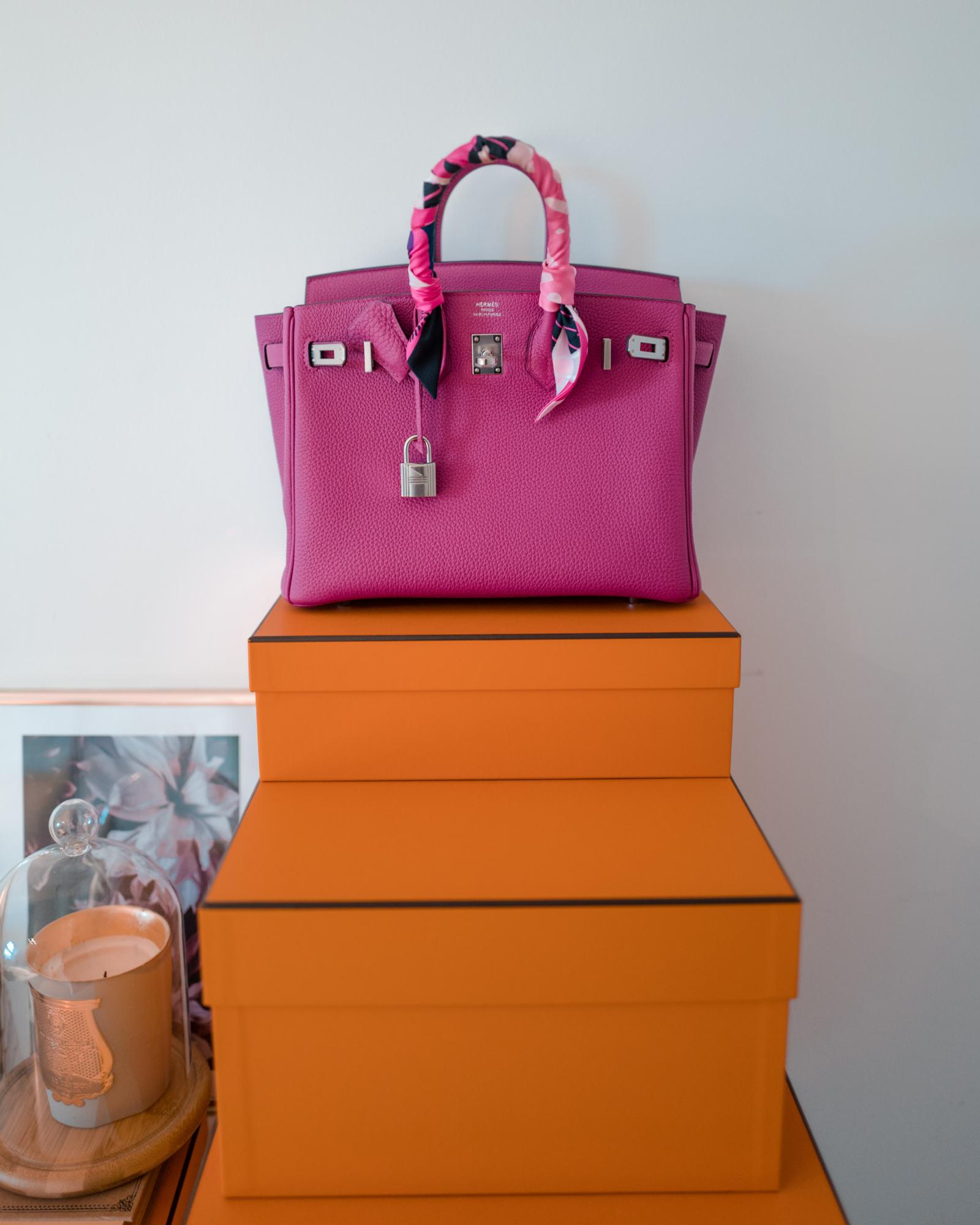 How I Got My Hermes Birkin Bag Glam Glitter