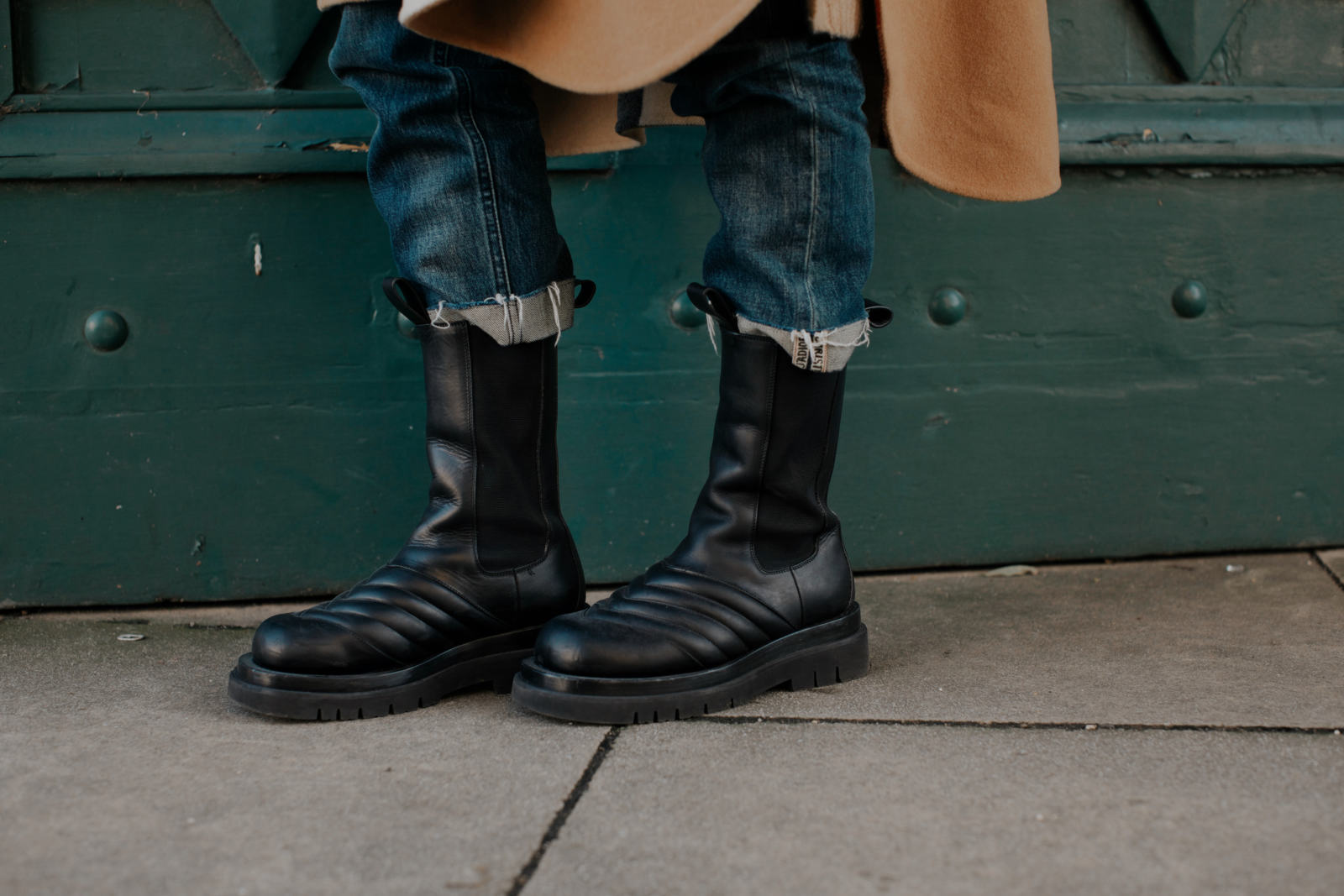 Trend: How to Style the Combat Boot