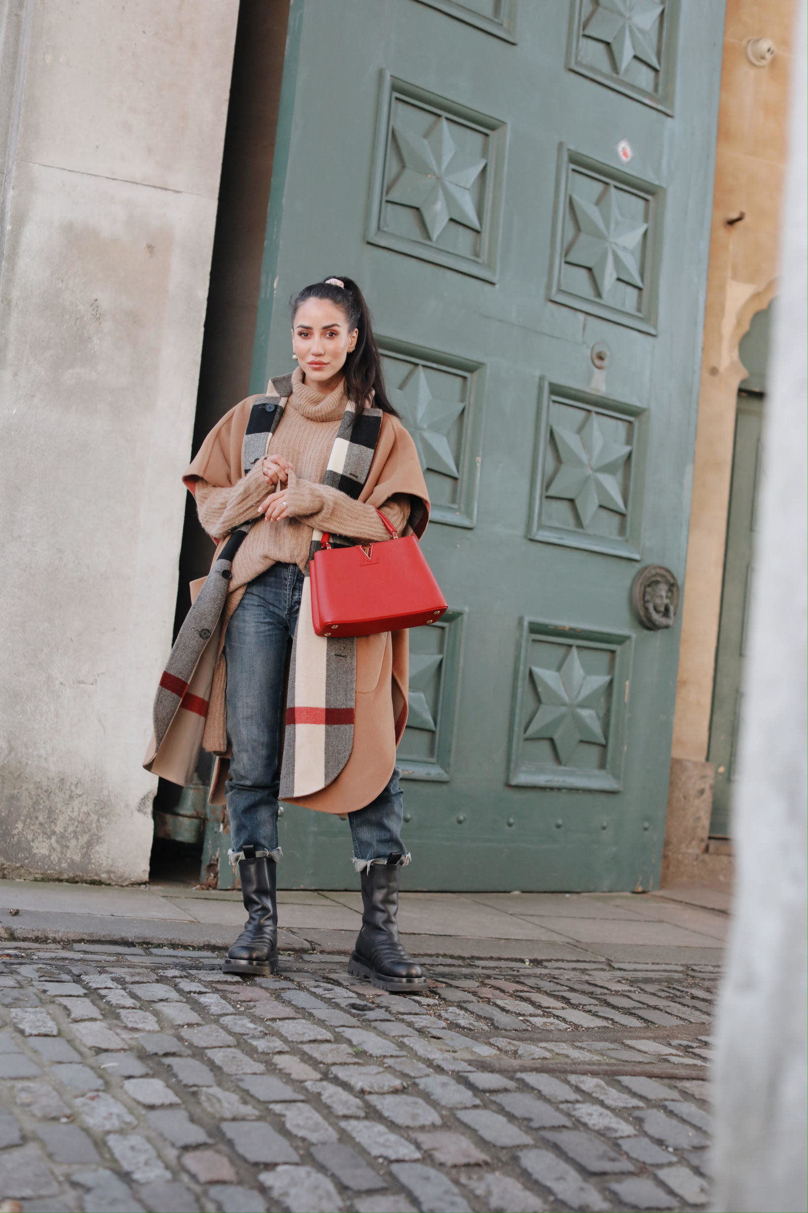 Chunky Boots Trend